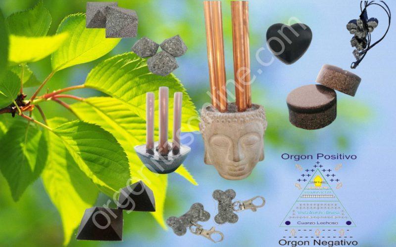 Funciones de las Orgonitas